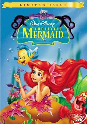 The Little Mermaid DVD Limited issue