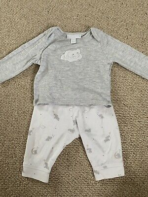Baby Unisex Boy Girl 0-3 months Luxury Baby White Company Set