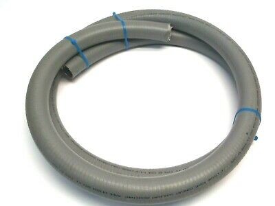 "Unbranded 1-1/4"" ID 10ft Gray Electri-Flex Liquid Tight Electrical Conduit"
