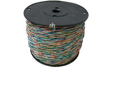 DSX-CCW/1000 Cross Connect Wire 2.5 Pair (5-Wire) Solid TC APVC 1000' SPOOL