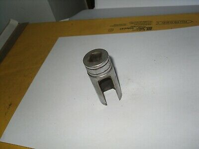 "Snap on S9842 1/2"" Drive SAE 7/8 Thermal Vacuum Switch Socket USA"