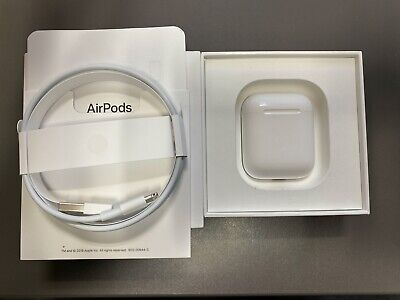 Genuine Apple Airpods Charging Case Only-Oem Replacement Airpod Charger Cube