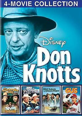 Don Knotts 4-Movie Collection (The Apple Dumpling Gang / The Apple Dumpling Gan