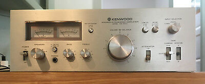 Kenwood KA 5500 stereo amplifier