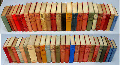 50 THRILLERS by EDGAR WALLACE inc. POLICE VAN, THREE JUST MEN, BIG FOOT 1st Eds
