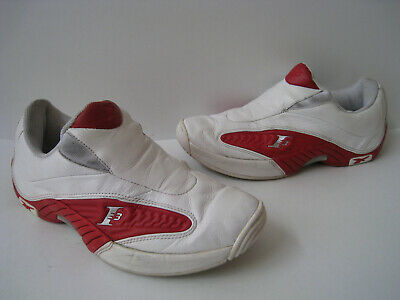 bef39c7d801077 Reebok Allen Iverson Iv Answer Men Us 9 Eur 42 Uk 8 Rare Only The Strong