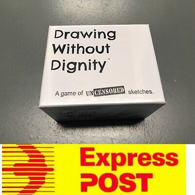 Drawing Without Dignity, A Fantastic Adult Party Board Game