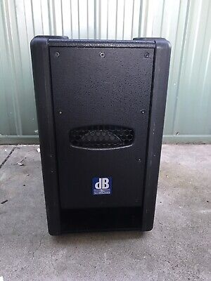 DB Technologies Sub 28d Active Powered PA DJ Subwoofer Sub Speaker