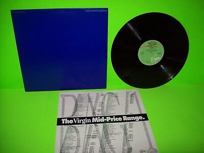 Simple Minds ‎Real To Real Cacophony Vinyl LP Record Synth-Pop Post-Punk NM UK