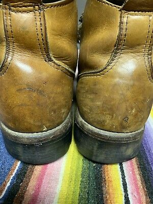 dd5246e7b2bb7 VINTAGE RED WING Irish Setter Mountaineering Hiking Stomper Men's Boots  Size 8.5