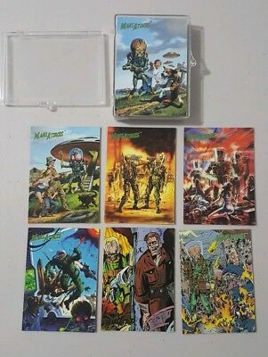 1994 Topps Mars Attacks Archives Cards #67-99