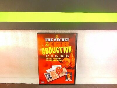 Hosted By Roger Moore Abduction File on DVD