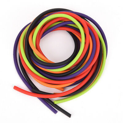 1m 1745 Outdoor Latex Rubber Tube Stretch Elastic For Slingshot Replacement-Band