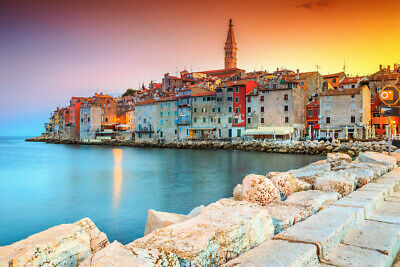 Beautiful Landscape Old city Photo Print Home Decor Wall Art choose your size