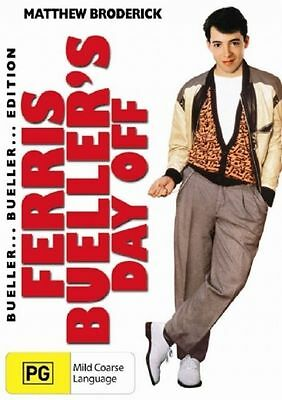 Ferris Bueller's Day Off (DVD, 2006) Special Edition