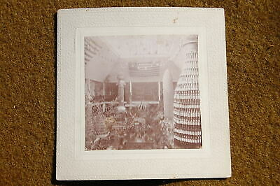 1897 Early Kodak Cabinet Card Photo Archive California-Santa Cruz-Sutro-Redlands