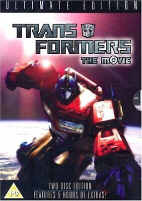 Transformers The Movie - The Ultimate Edition (2 discs) [1986] Limited Editio.