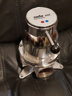 Rada a55 thermostatic mixing valve  body replacement 25mm inlets 32mm outlet