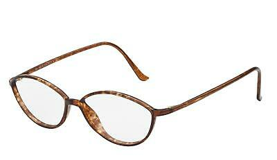 b6c6aa332f2 NEW Silhouette SPX Legends Fullrim 1979 Eyeglasses 6102 brown 100% AUTHENTIC