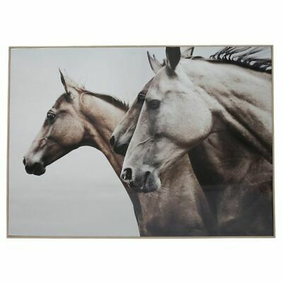 NEW Kitson Home Wild Horses Framed Wall Art
