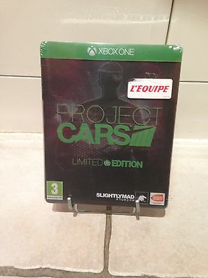 project cars  ( xbox one )