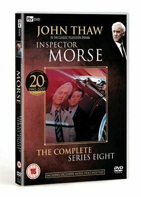 Inspector Morse: Series 8 (Box Set) [DVD] By John Thaw,Kevin Whately.