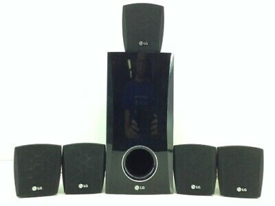 Altavoces Home Cinema Lg Sh33Sd-W 4461515