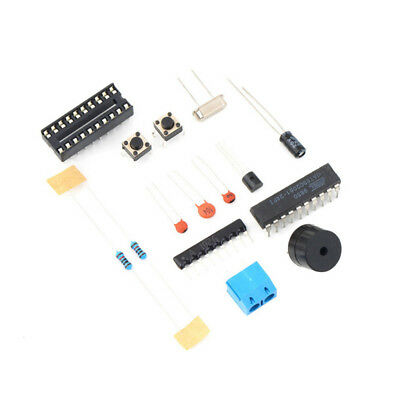 High Quality 4 Bits Production Clock Suite DIY Kits Electronic C51