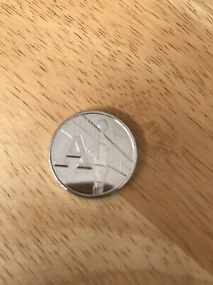 Rare 2018 Alphabet A-Z 10p Ten Pence Coin A angel Of The North