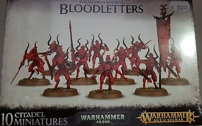 Warhammer Age of Sigmar - Bloodletters
