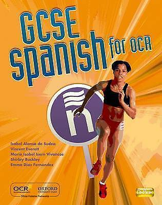 GCSE Spanish for OCR Students' Book by Isabel Alonso de Sudea (Paperback)