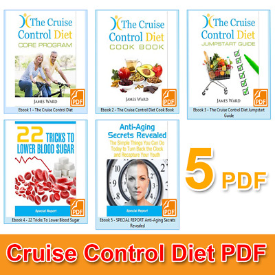 Healthy Diet For Weight Loss | The Cruise Control Diet PDF - via EMAIL