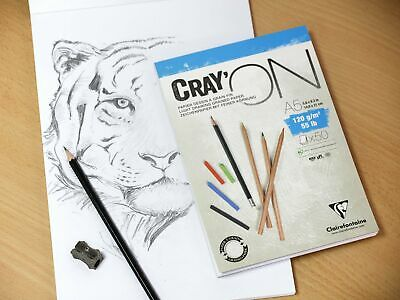 Clairefontaine 975033C cray' on paquete de 250hojas A4210x 297mm 200G
