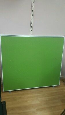 Green Office Dividers 25 Available