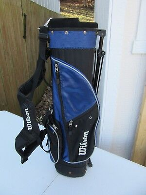 Wilson Youth Golf Stand Bag - Used