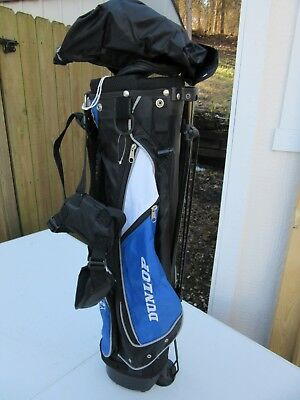 Dunlop Youth Golf Stand Bag