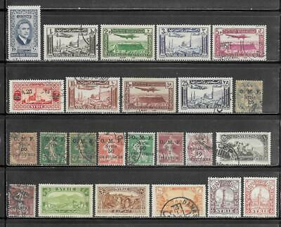 Syria Collection All Pre 1940