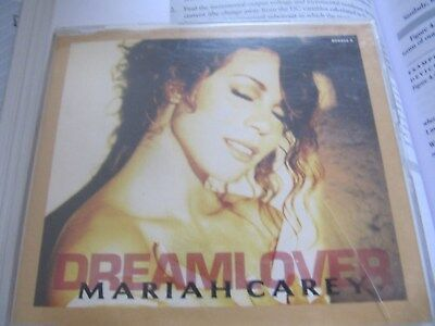 MARIAH CAREY [ 1993 ] DREAM LOVER - 3 TRACK CD SINGLE- REMIXES used with cd case