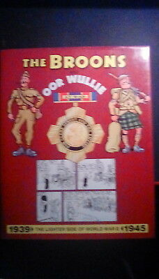The Broons And Our Wullie        For Glebe Street And The Empire