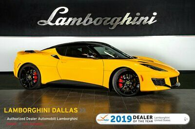 2017 Lotus Evora 400 102K MSRP!+UPERCHARGED+RR CAM+NAV+MANUAL+LEATHER+KEYLESS+AP RACING