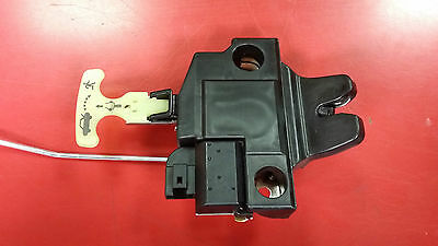 Genuine Oem Toyota Camry Luggage Compartment Door Lock Assy Brand New 6460006010