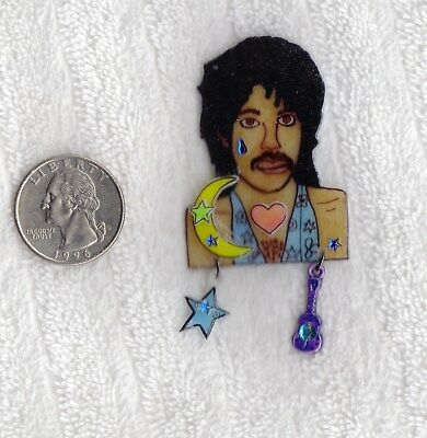 PRINCE Image PIN ~ Created by Prince Rogers Nelson fan ~ New Unique Jewelry
