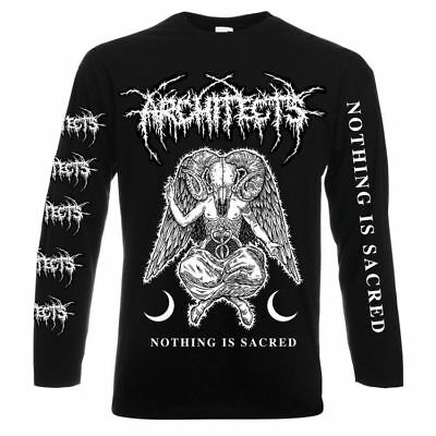 ARCHITECTS Sacred Long Sleeve T SHIRT S-2XL New Official Kings Road Merchandise
