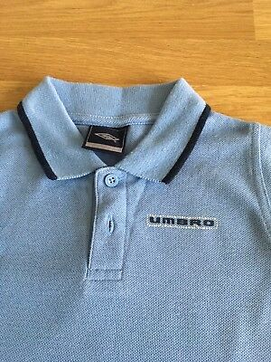 Baby Boys Umbro Top Size 3/6 Months