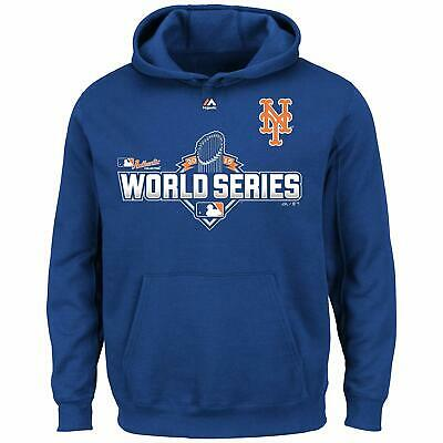 new style c788f 3a6e9 NEW YORK METS Sweatshirt Hoodie Kids Youth Fleece World Series - New - Tag  Issue