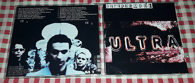 Depeche Mode - Editing the Mode 9 (Ultra) 2 CDs SPECIAL FAN EDITION