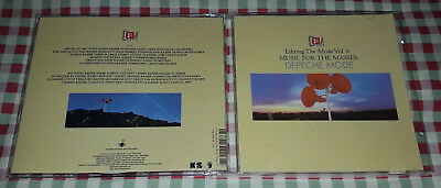 Depeche Mode - Editing the Mode 6 (Music for the masses) (2 CDs) FAN EDITION