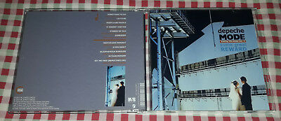 Depeche Mode - Editing the Mode 4 (Some great reward) CD SPECIAL FAN EDITION