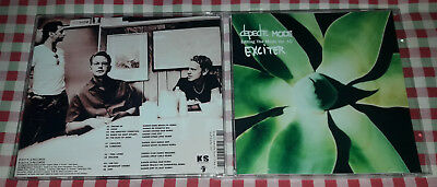 Depeche Mode - Editing the Mode 10 (Exciter) (2 CDs) SPECIAL FAN EDITION