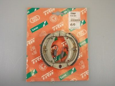 TRW Brake Shoes Rear Mcs961 Yamaha Zest Beluga 50 80